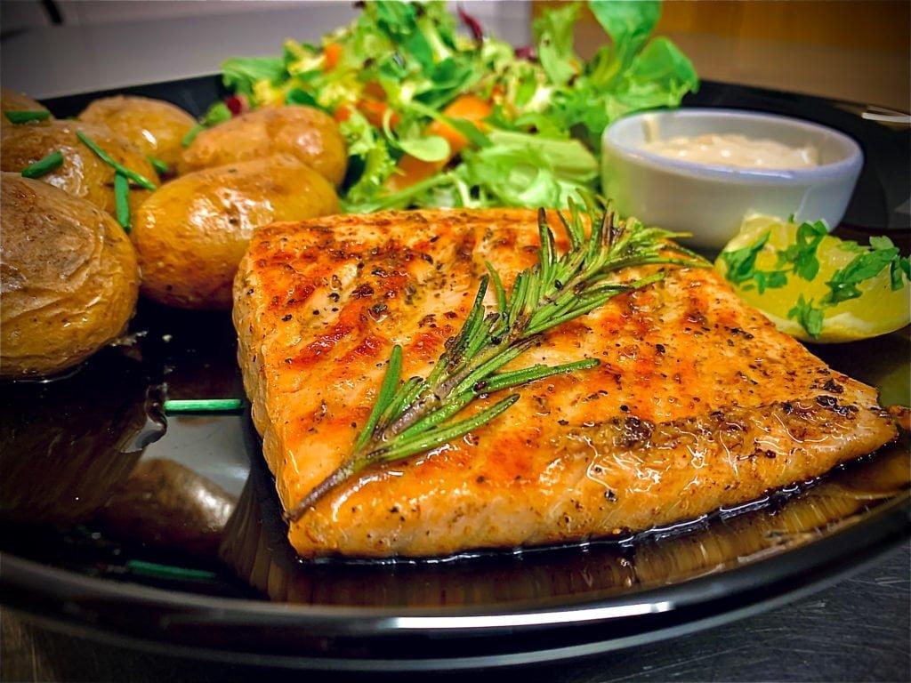 Food Aultguish Inn Garve Ullapool