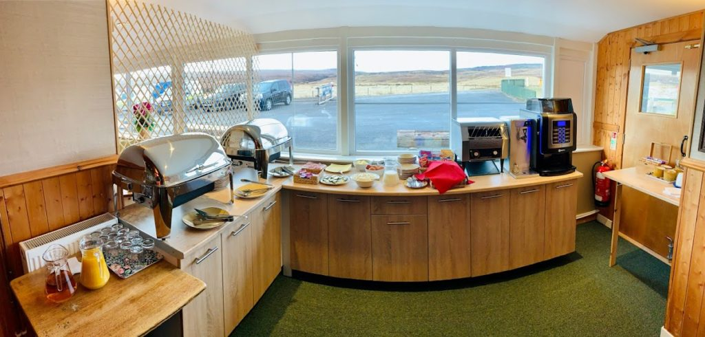 Breakfast Aultguish Inn Ullapool